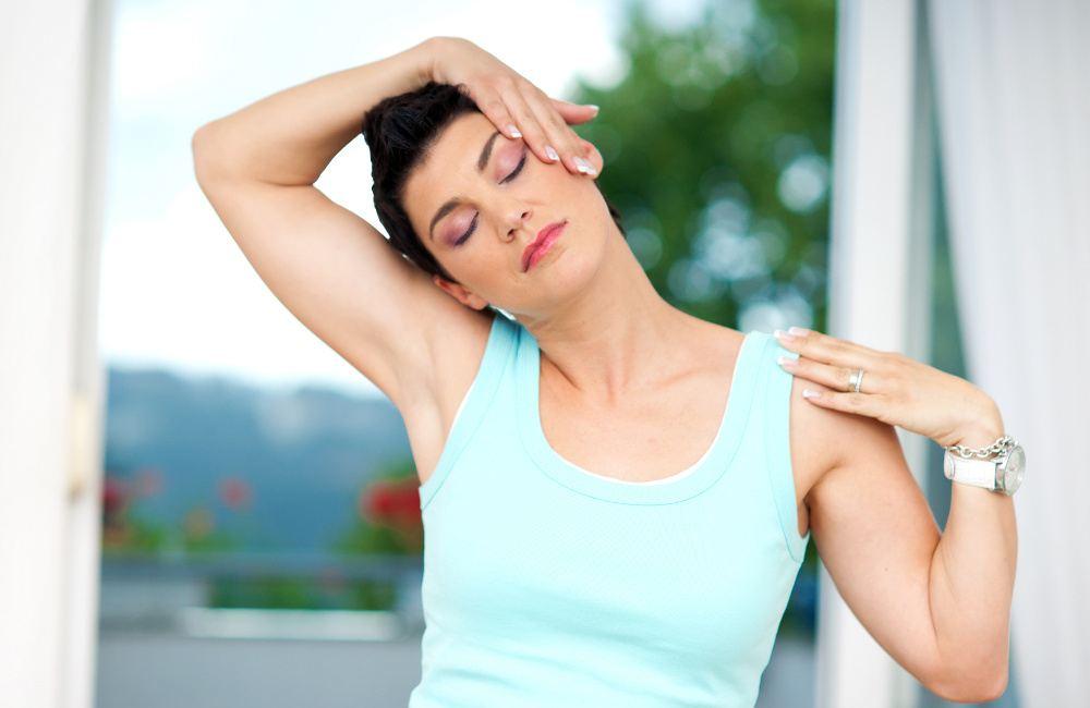 Гимнастика для шеи. 8 упражнений при болях
