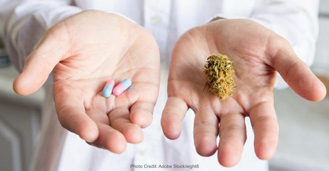 Таблетки или народные средства