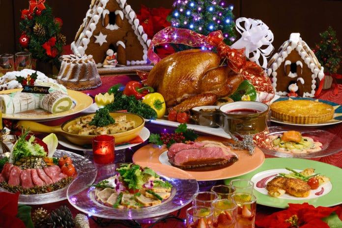 Как пережить новогодние праздники и не разу не отравиться