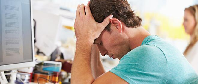 Симптомы инсульта у молодых мужчин