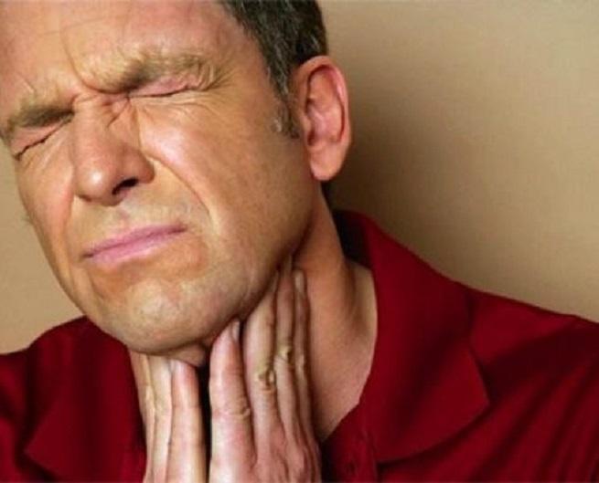 Болит горло - это неспроста
