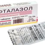 Препарат Фталазол