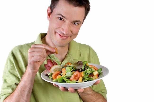 Питание мужчины при энурезе