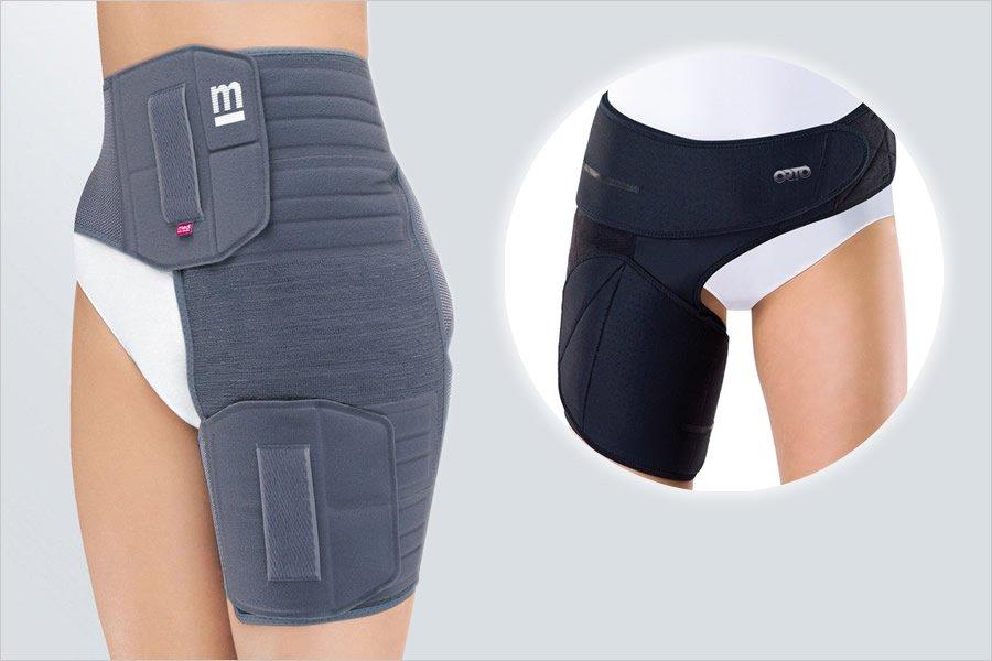 Бандажи и корсеты для тазобедренного сустава, как выбрать?