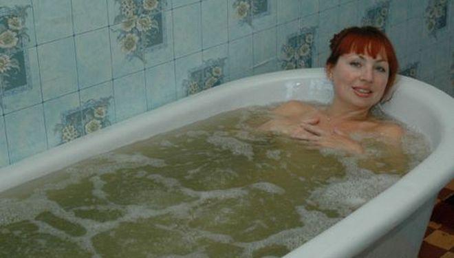 На основе отвара цикория можно делать также полезные ванны.