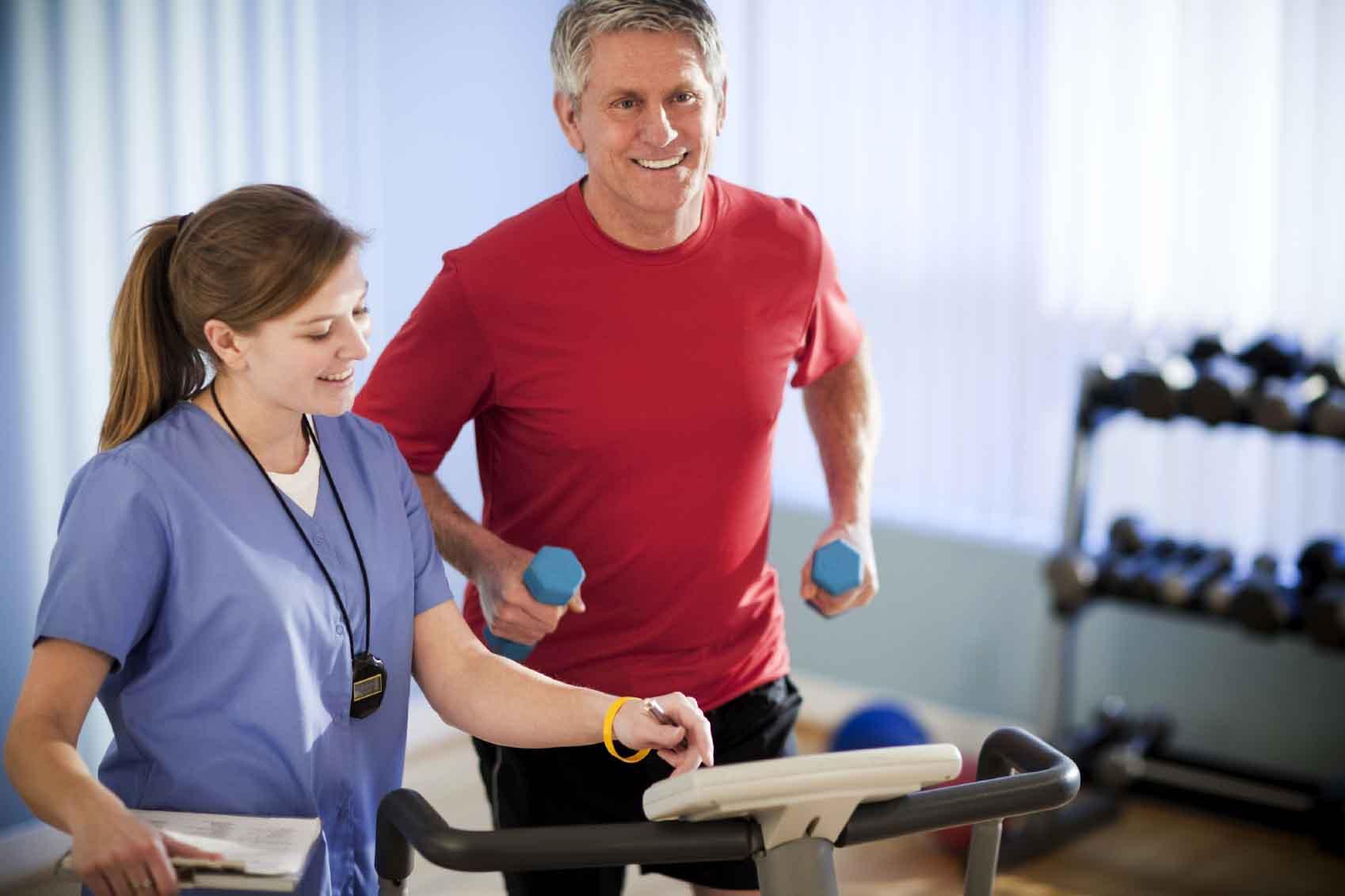 Реабилитация после эндопротезирования тазобедренного сустав: лфк, какие упражнения делать?