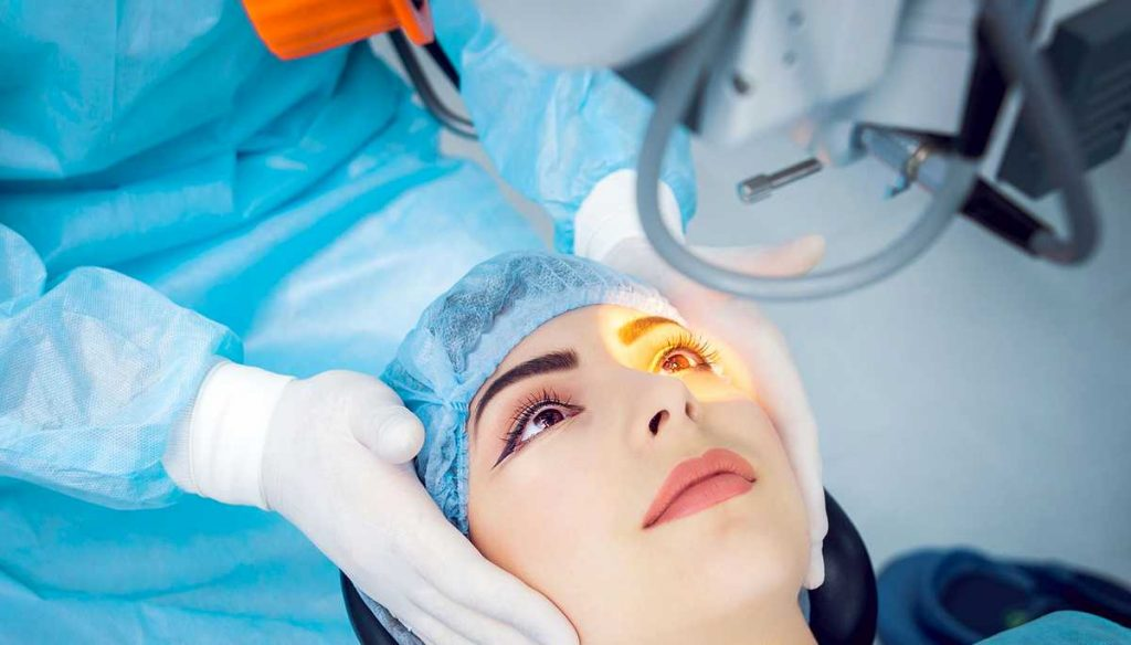 Глаукома операция последствия