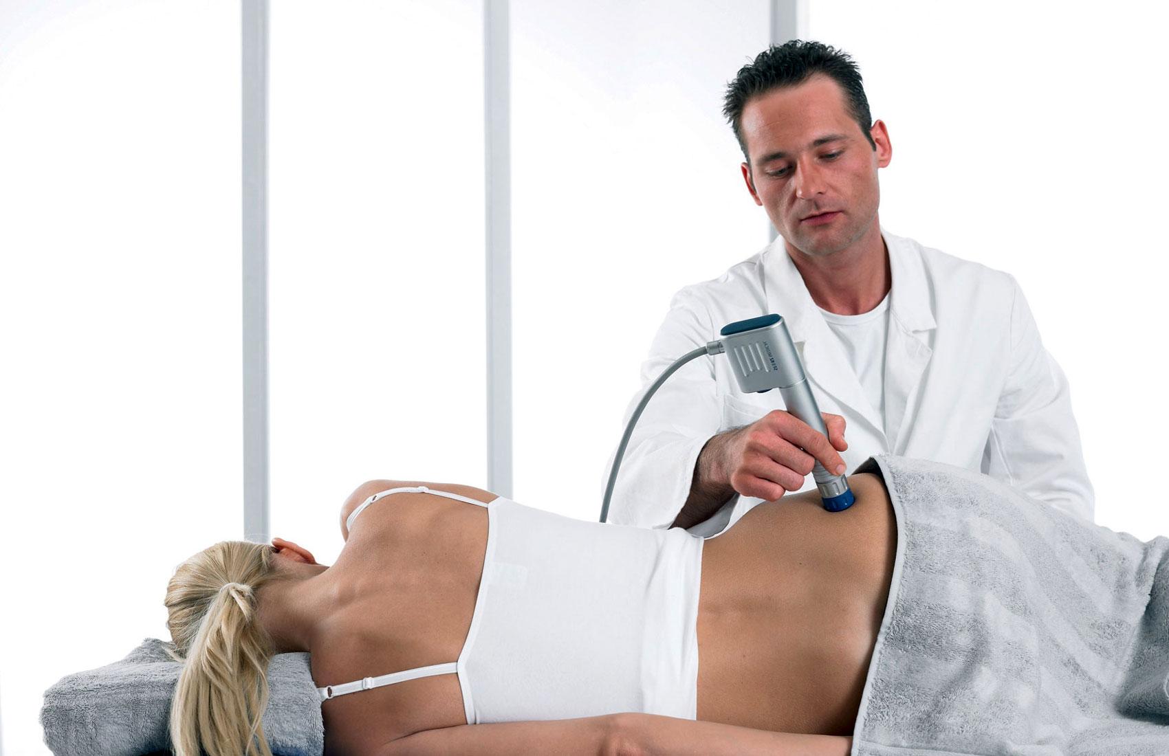 Физиопроцедуры при остеохондрозе 5 целебных эффектов