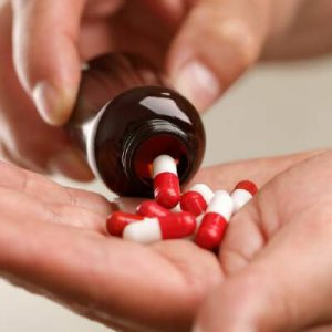 Лекарства в бутылке