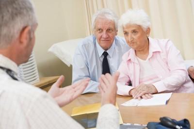 Гематурия у пожилых людей