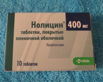 Нолицин. Инструкция по применению и все нюансы приема препарата