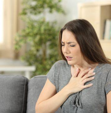 Одышка при остеохондрозе и другие симптомы, связанные с дыханием