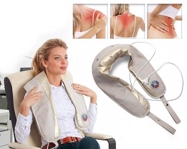 7 противопоказаний массажеров для шеи и плеч. Как правильно выбрать устройство?