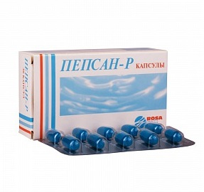 Таблетки Пепсан Р