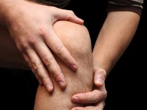 Боли в коленном суставе левой ноги