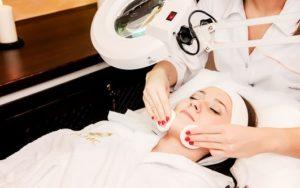 Очищение макияжа