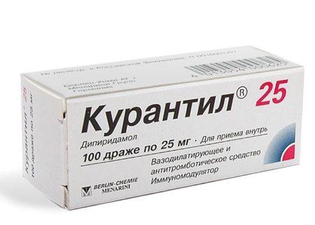 «Курантил» при высоких показателях давления: показания и противопоказания к назначению препарата