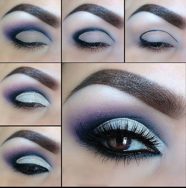 Таинственный макияж