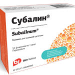 Субалин порошок