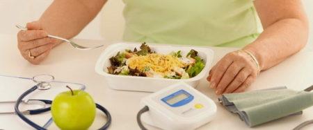 После еды поднимаются показатели артериального давления – как скорректировать рацион питания