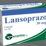 Препарат лансопразол