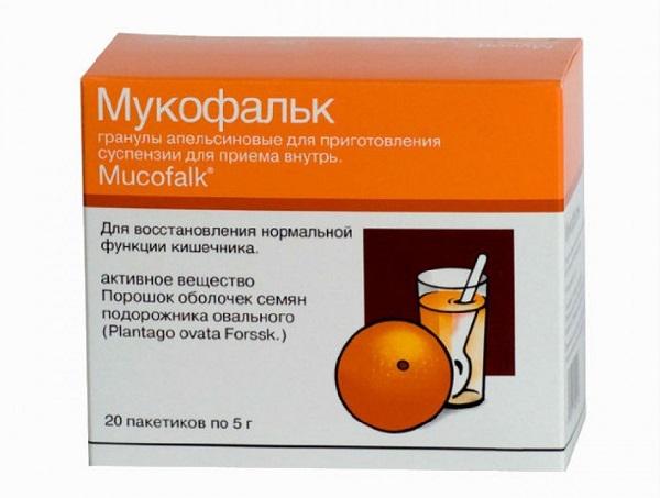 Мукофальк таблетки