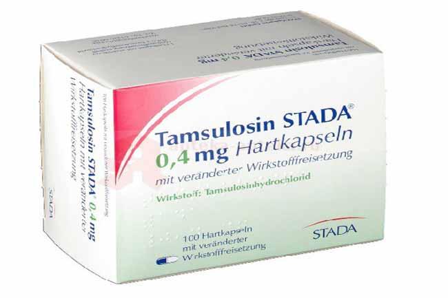 Тамсулозин