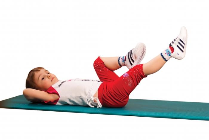 Игровая гимнастика для лечения дисплазии тазобедренных суставов у детей