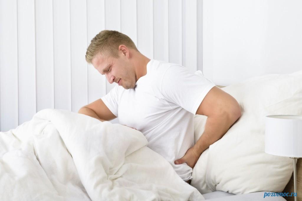 7 причин боли в спине в положении лёжа, к чему у это может привести?