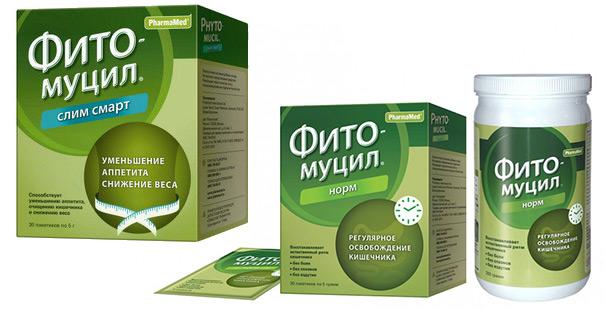 Фитомуцил препарат