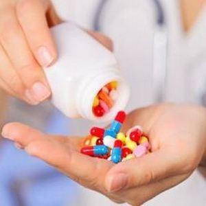 Лекарства в баночке
