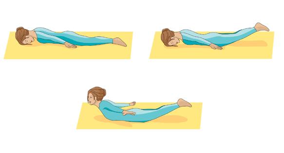 7 асанов йоги для осанки как себе не навредить?
