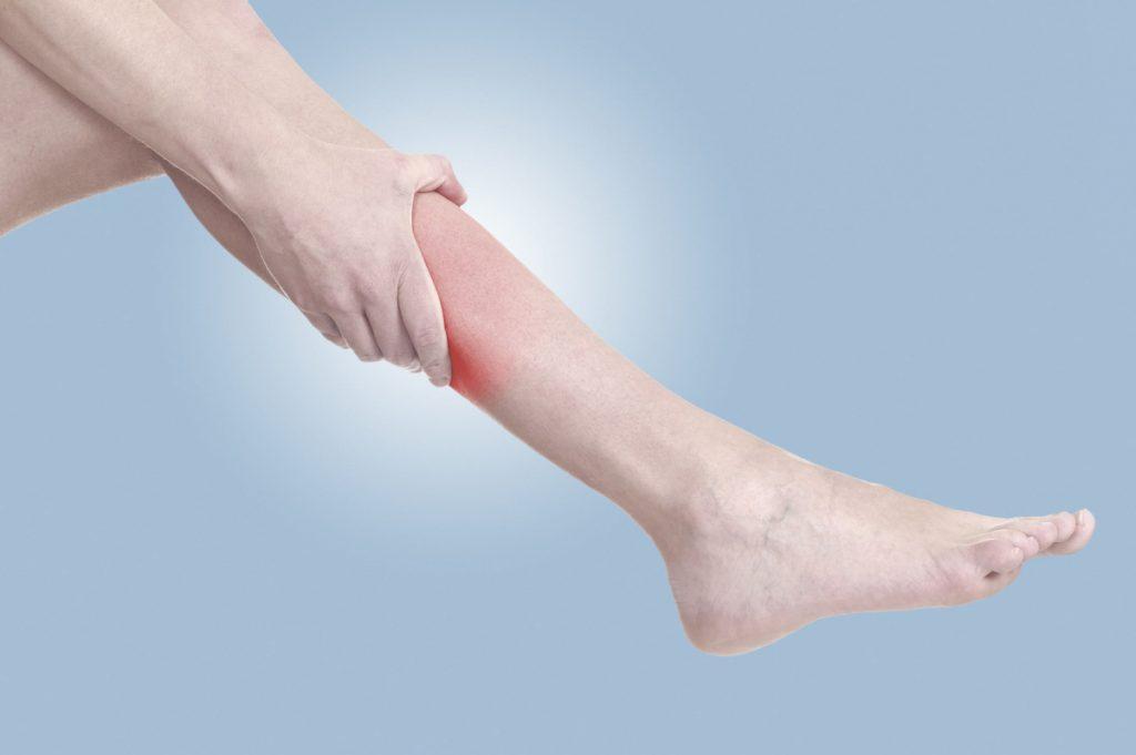 Судороги ноги