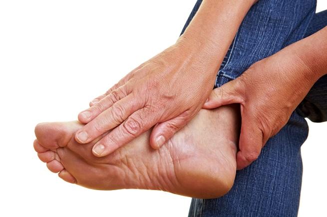 Неприятные ощущения в ногах