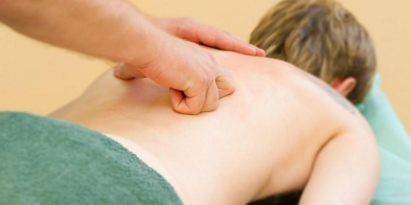 Массаж при остеохондрозе грудного отдела позвоночника, или шейно-грудной