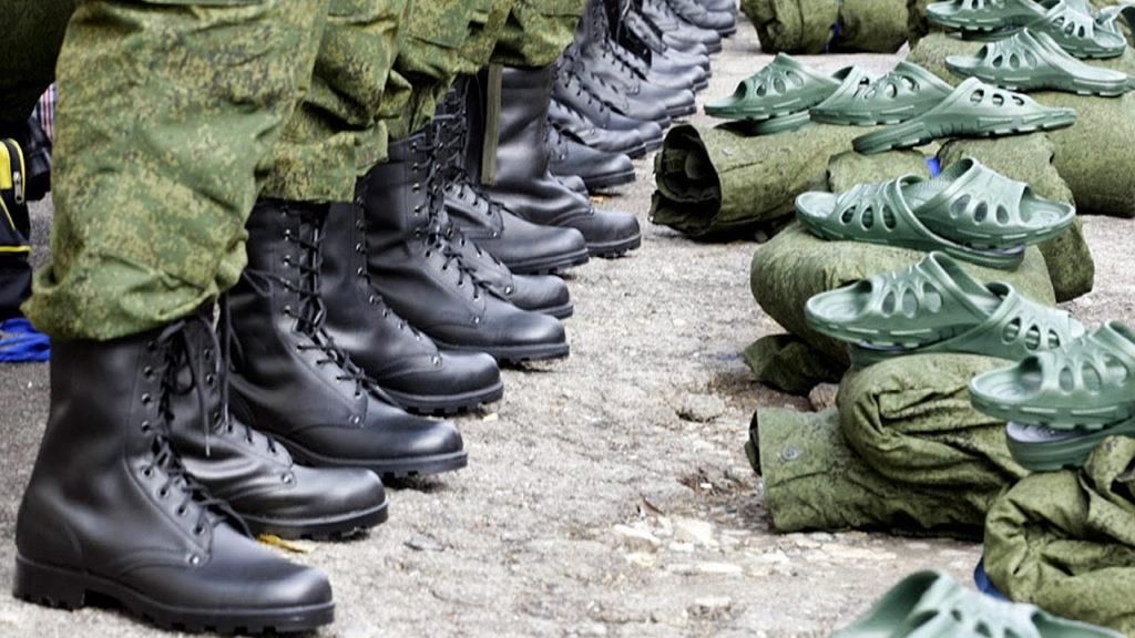 Почему не берут в армию с плоскостопием? И какая степень для этого нужна?