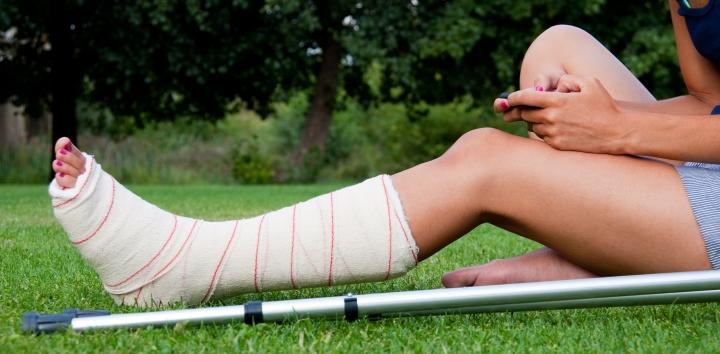 Этапы и сроки восстановления реабилитации после перелома пятки