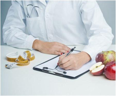 Основы диеты при гипертонии при лишнем весе, особенности питания и примерное меню