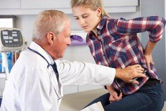 Как определить, что болит левая почка, и это не гинекологические проблемы?