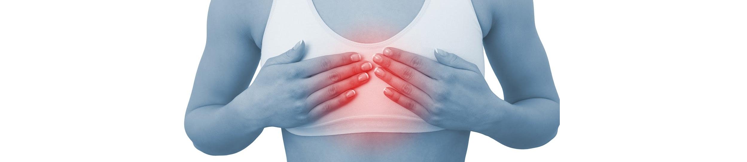 7 причин опоясывающей боли в области груди и спины. Связь с болезнями, проверьте себя.