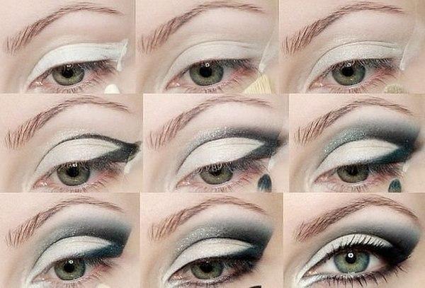 Глаза близко посажены