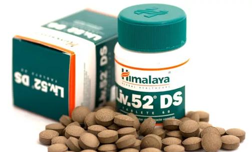 Лив.52 таблетки