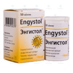 Таблетки Энгистол