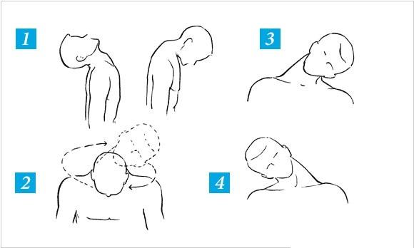 13 упражнений при шейном остеохондрозе, которые не навредят Вам