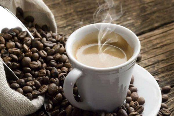 Кружка зернового кофе