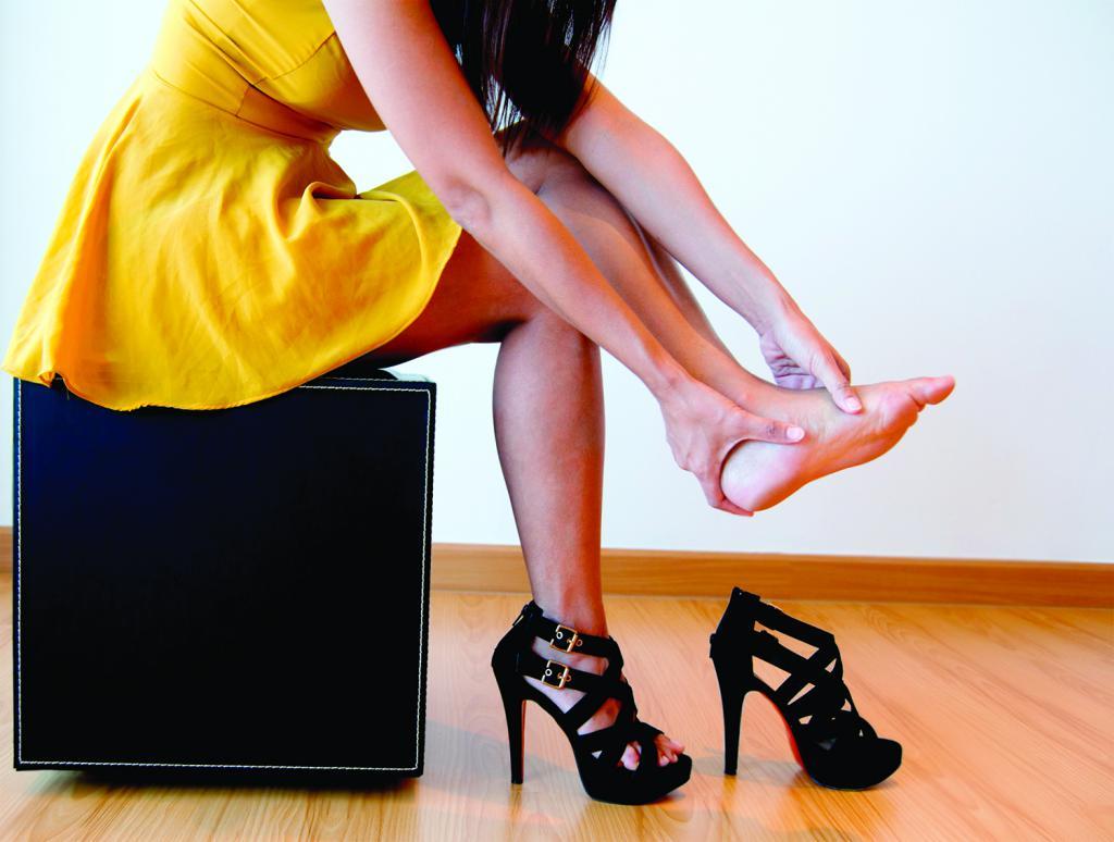 Шишка на пальце ноги 16 народных средств для лечения