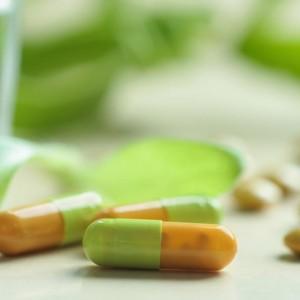 Двухцветные таблетки