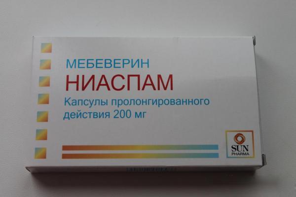 Ниаспам препарат