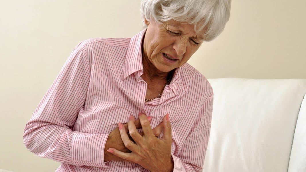 Как отличить боль в сердце