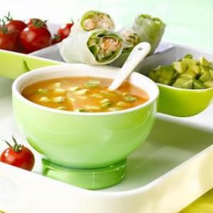 Чашка с супом